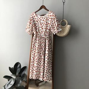 Женское винтажное платье SHENGPALAE, длинное тонкое платье с высокой талией и квадратным воротником, ZA4482, лето 2020