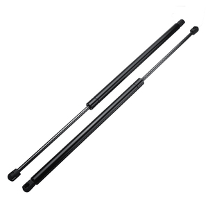 Image 2 - 2pcs Rear Tailgate Boot Gas Struts Support Lifters For Mercedes Vito Viano W639 2003 2014  6399800164