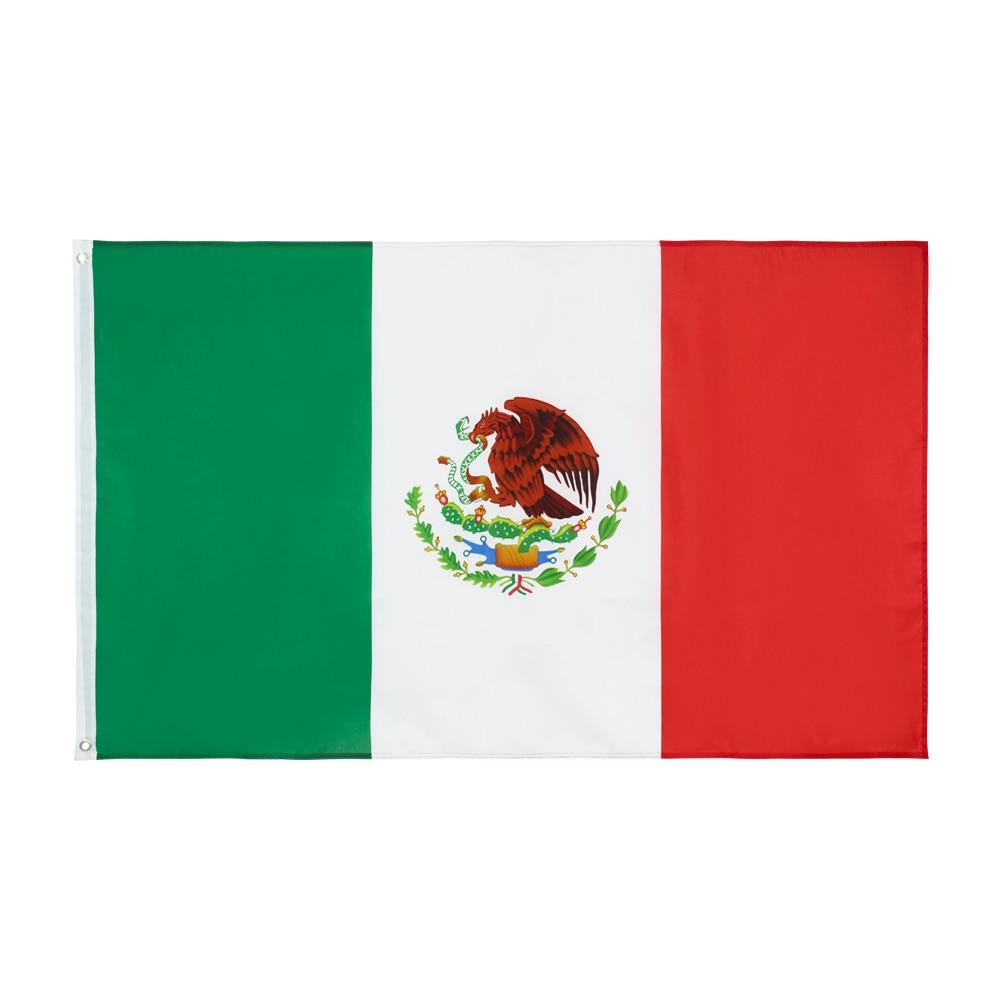 Xiangying 90x150cm mex mx mexico flag(China)