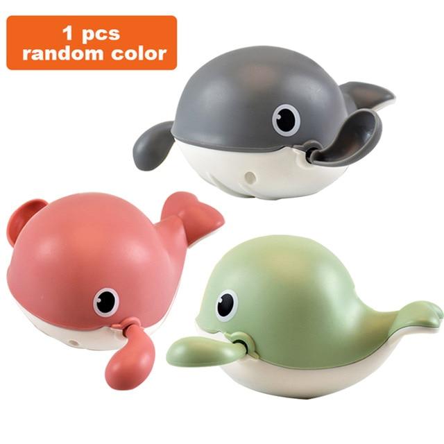 Brinquedos de banho do bebê dos desenhos