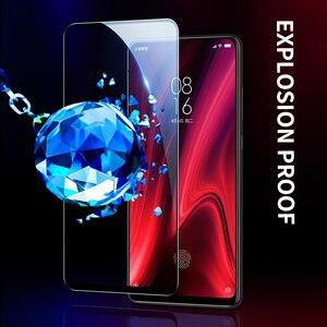 Image 5 - 20D מלא דבק כיסוי מזג זכוכית עבור Xiaomi Redmi הערה 9 פרו מקסימום 9S Mi 9T Redmi הערה 8 7 K20 פרו 8T 7A זכוכית מסך מגן