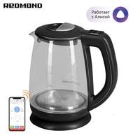 Electric kettle REDMOND SkyKettle RK G214S smart home kettle kitchen appliances Household appliances for kitchen