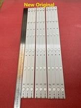 10 יח\חבילה LED תאורה אחורית רצועת עבור Hisense LTDN55K321 UB55EC591 HD550DU B51 LED55K320U SVH550AF2 DEXP U55B9000H