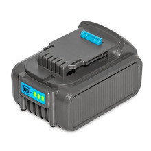 20V 6000mAH Li-ion Battery for All DeWalt Power Tools Batteries Replacement Cordless for Drill DCB181 DCB182 DCD780 DCD785 high quality 20v 4000mah power tools batteries for dewalt dcb181 dcb182 dcd780 dcd785 dcd795 charger usb power source