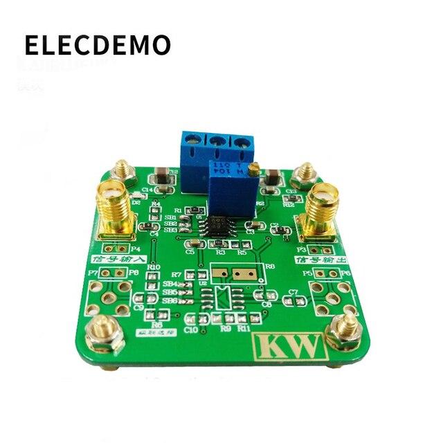 Amplificateur de tension à décalage faible, Module OP07, traitement du Signal à lintérieur de 1MHz, amplificateur opérationnel, carte de démonstration