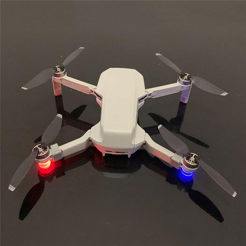 Mini Night Flying Light Signal Lamp Navigation Light For DJI Mavic Mini Drone Accessories LED Flash Lights Kit