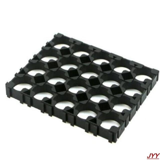 Фото 18650 батарея 4x5 теплоизоляционный радиатор изолированный пластиковый цена