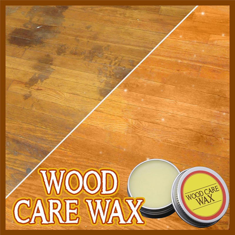 Wooden Furniture Care Wax Practical Wood Care Wax Solid Wood Maintenance Nutrition Wax 200g Aluminum Canned material 30AUG26 (9)