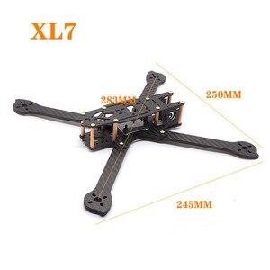 Image 4 - HSKRC 3K Углеволокно XL5 V2 232 мм XL6 283 мм XL7 294 мм XL8 360 мм TrueX 5/6/7/8 дюйма XL340 340 мм FPV рама для фристайла Racing Drone