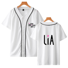 ITZY Baseball T-Shirt (10 Models)