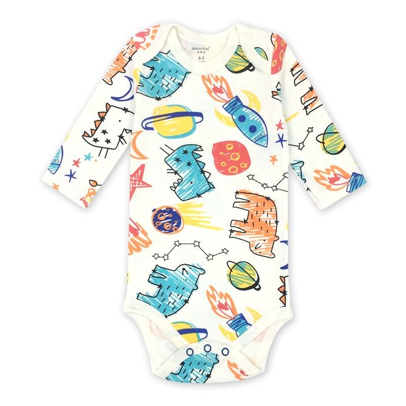 Baby Underwear Newborn Toddler Infant Bodysuit Long Sleeve 3 6 9 12 18 24 Months Babies Boys Girls Clothing