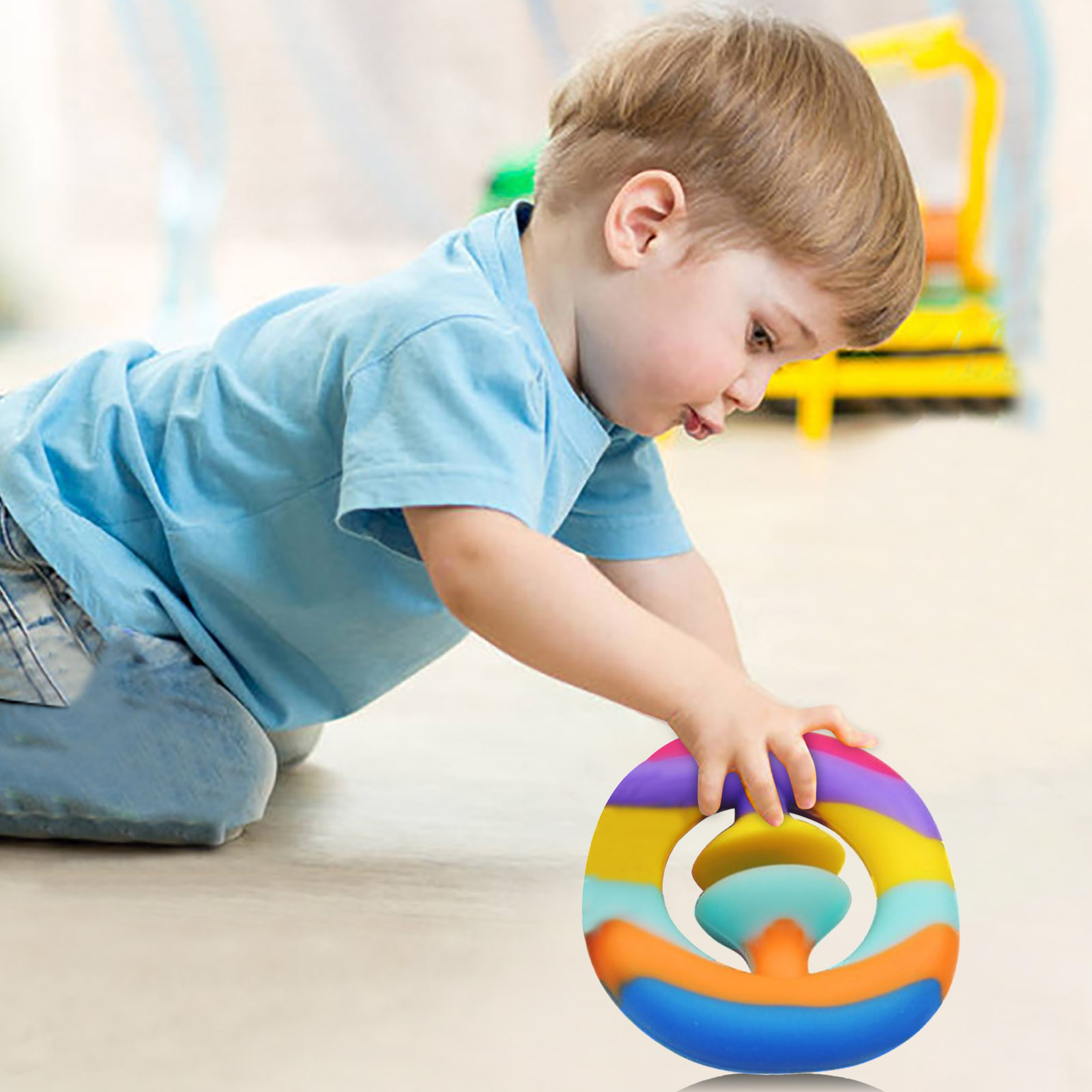 Fidget-Toy Hand-Grip Pinching-Ball Autism Extrusion-Sensory Needs-Stress Reliever Anxiety img4
