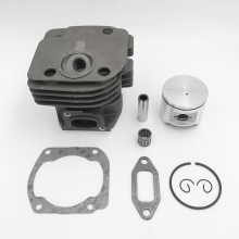 48mm Cylinder Piston Kit For Husqvarna 365 Special Jonsered 2065 CS2165 Chainsaw Square Port 503691073, 503691072 Spare Part