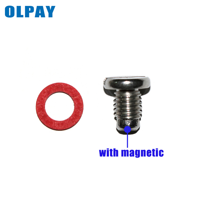 90340-08002-00 stainless steel plug, screw For Yamaha boat engine