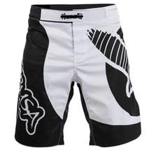 2021 Muay Thai Shorts Men Combat Sports Sanda Pants Professional Fitness Boxers for Kickboxing Training MMA Boxing Shorts Boxer