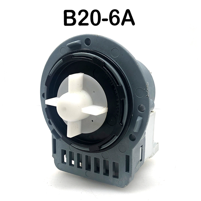 100% חדש מקוריים מכונת כביסה חלקי B20 6 B20 6A = DC31 00030A PSB 1 30w ניקוז משאבת מנוע טוב עבודה