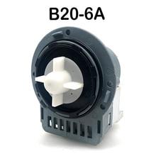 100% nuevo para lavadora piezas originales B20 6 B20 6A = DC31 00030A PSB 1 motor de bomba de drenaje de 30w buen funcionamiento