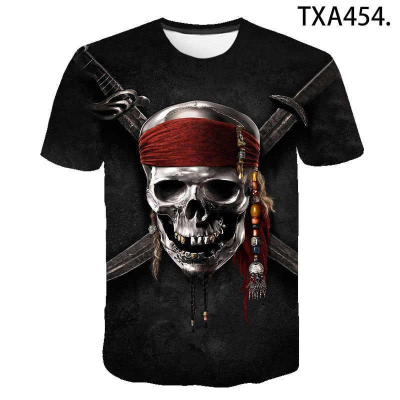 3D Tee Shirt Pirate Gal