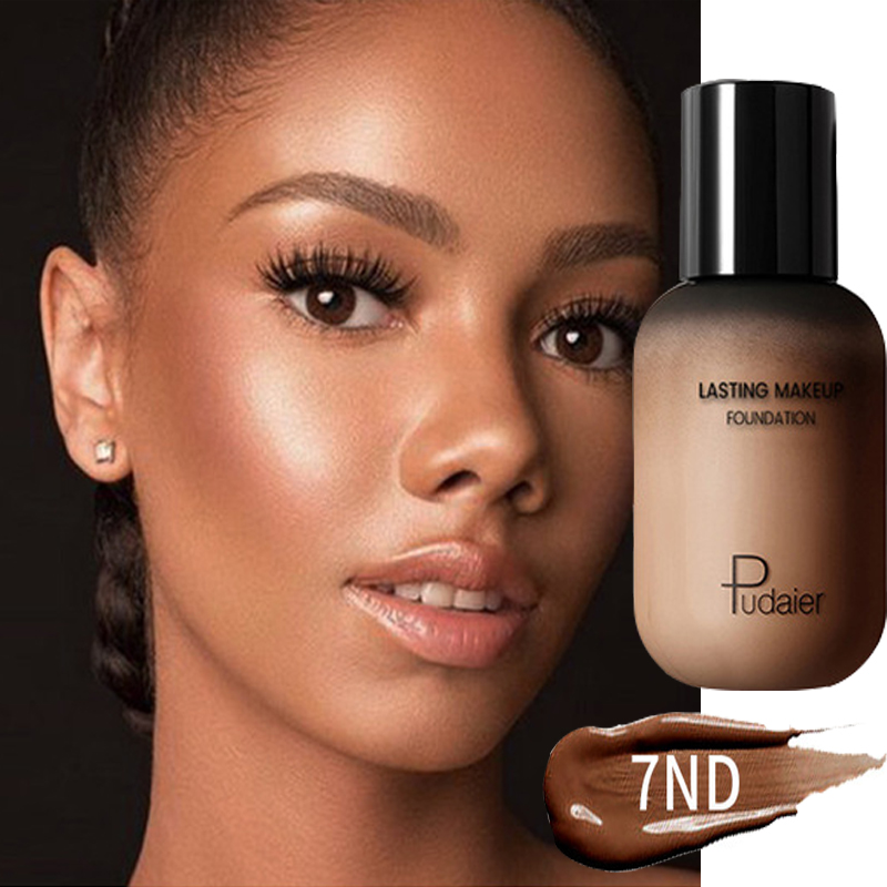 Matte Face Foundation Makeup Professional Liquid Foundation Cream Foundation Base Face Concealer Cosmetic Makeup
