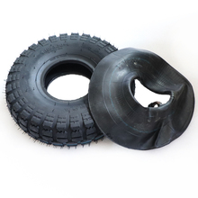 High Quality 4.10/3.50 4 tube Tire 410/ 350 4 Electric Scooter Tyre Inner Tube