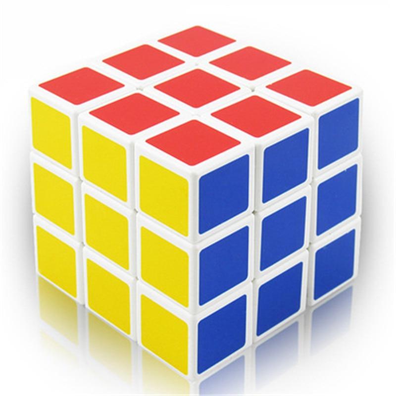 Children 3x3x3 Magic Cube Kids Professional Cube Puzzle Toys For Girls Boys Education Toy Improve Intellectual Development Cubes