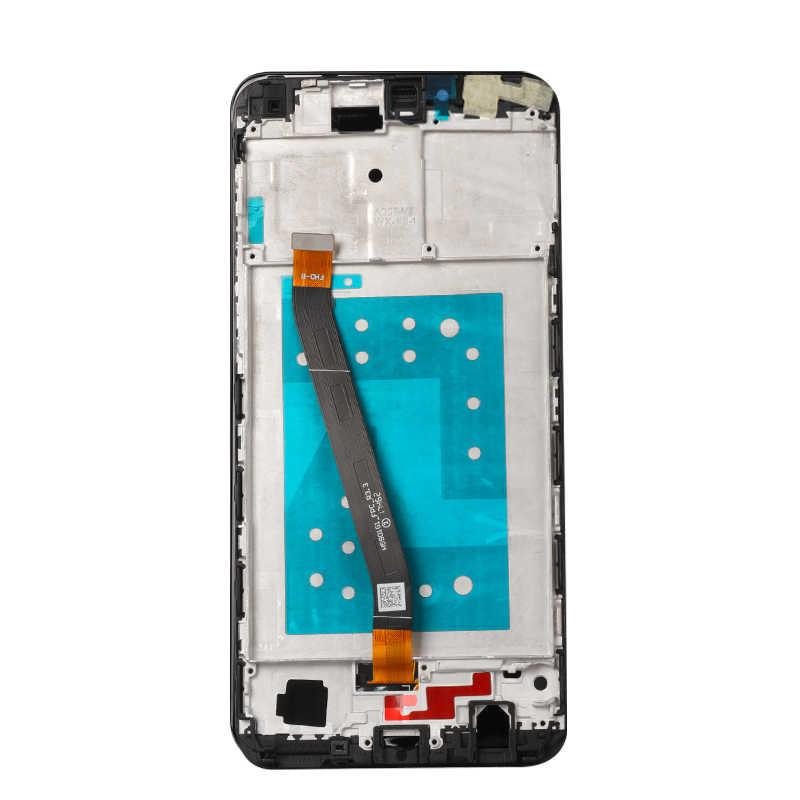 لهواوي الشرف 7X شاشة الكريستال السائل مجموعة المحولات الرقمية لشاشة تعمل بلمس شاشة استبدال لهواوي Honor7X BND-AL10 BND-L21 L22 L24