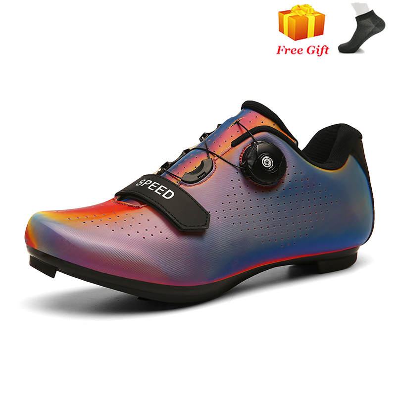 2020 Professional Athletic Bicycle Shoes MTB Cycling Shoes Men Self-Locking Bike Shoes sapatilha ciclismo Women Road bike shoes