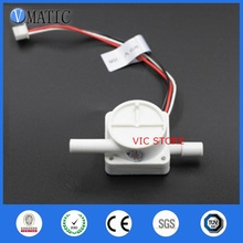 High Quality Electronic Water Infusion Pump Drop Plastic Dispenser Counter Fluid Control Water Direction Flow Sensor VCA68