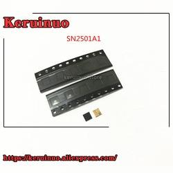 5 pçs/lote original novo sn2501a1 sn2501 u3300 63pin tigris t1 carregador de carregamento ic chip para iphone 8plus x
