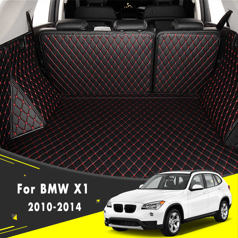 BMW X5 E53 2000-2006 Tailored Boot Mat in Black