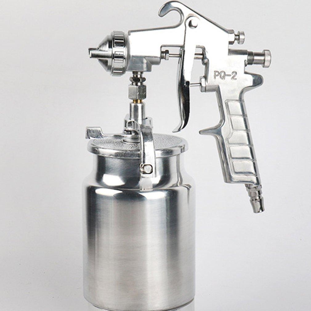Air Compressor Paint Superior Quality Spray Gun Car Truck Sprayer 1000L DIY Tool Uk Vat Seller With 3 Adjusting Knobs Sale
