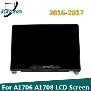 Новый ЖК-экран A1706 A1708 2016-2017 Для MacBook Pro Retina 13