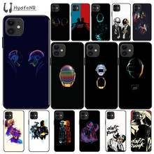 Ljhydfcnb Daft Punk Hoge Kwaliteit Telefoon Case Voor Iphone 11 Pro Xs Max 8 7 6 6S Plus X 5 5S Se Xr Case(China)