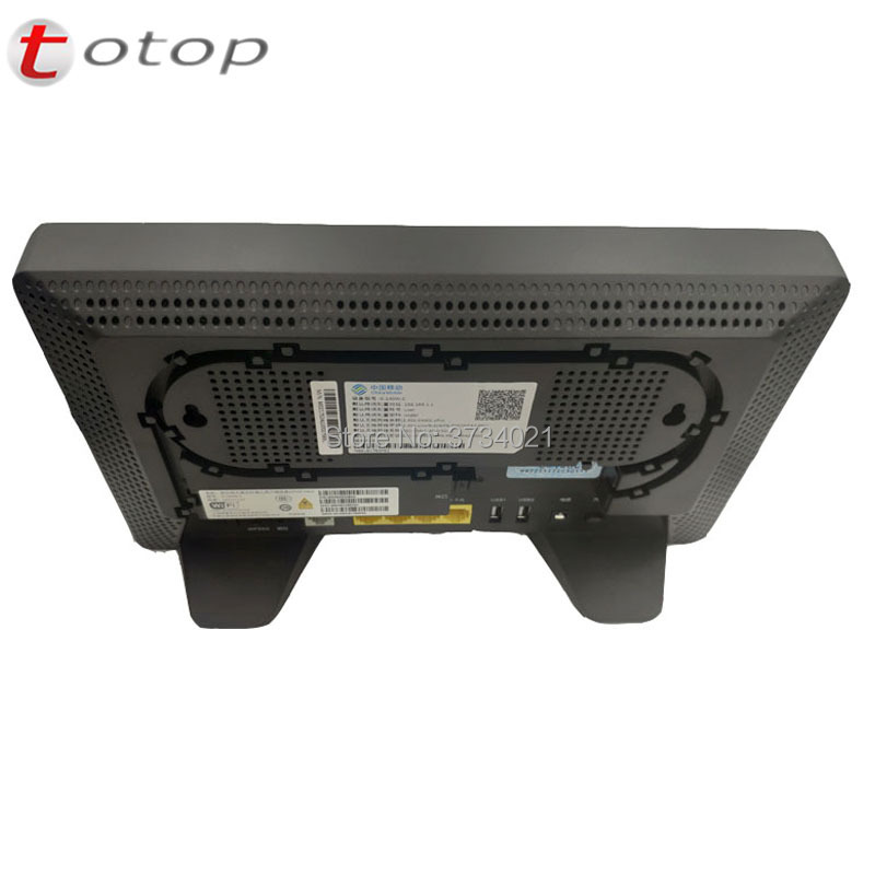Original New G-140w-c GPON Alcatel Lucent ONU With 4GE And 2.4G 5G WIFI, English Firmware Same Function As Huawei HS8546V