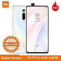 """Xiaomi Mi 9T pro 6GB 128GB Global Version Smartphone Snapdragon 855 48MP Camera 4000mAh 6.39"""" InScreen Fingerprient Popup QC 4.0"""