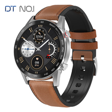 DT NO.1 DT95 Smart Watch Bluetooth Call IP68 Waterproof ECG Heat Rate 360*360 Alarm Sleep VS P16 L16 Smartwatch Business Sports