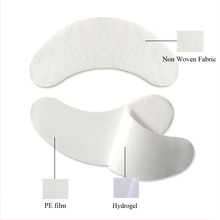 Lint Free Hydrating Eye Paper Patches