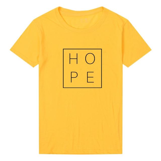 Faith Hope Love Christian T-shirt God Tee Gift Woman Short Sleeve Cotton Tops 20
