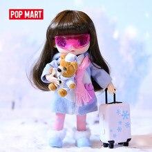 POP MART Viya Doll-estate e inverno 21cm regalo di compleanno giocattolo per bambini spedizione gratuita