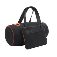 With Strap Travel Bluetooth Speaker Carrying Cover Portable Protective Case Dustproof Outdoor Black Storage Bag For JBL Xtreme 2(China)