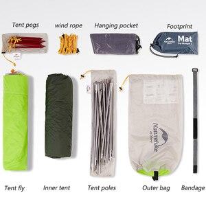 Image 4 - 3 stagione Mongar Tenda Da Campeggio Nylon Fabic A Doppio Strato Impermeabile Tenda per 2 Persone Ultralight Tenda Tende Da Campeggio Allaperto
