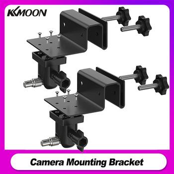 Regulowany rynny do montażu na Pan wszystkie-nowy pierścień trzymać się Cam baterii wszystkie-nowy pierścień trzymać się Cam przewodowy kamera uchwyt montażowy tanie i dobre opinie OWSOO CN (pochodzenie) Bracket