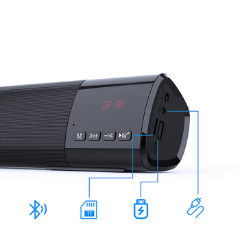 5.0 Bluetooth Speaker 3D Stereo Music Surround 4