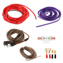 Car Audio Speaker Cable Wire Wiring 8GA