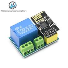 ESP8266 ESP-01/01S 5V WiFi Relais Modul Dinge Smart Home Fernbedienung Schalter Telefon APP ESP01 ESP-01 drahtlose WIFI Modul