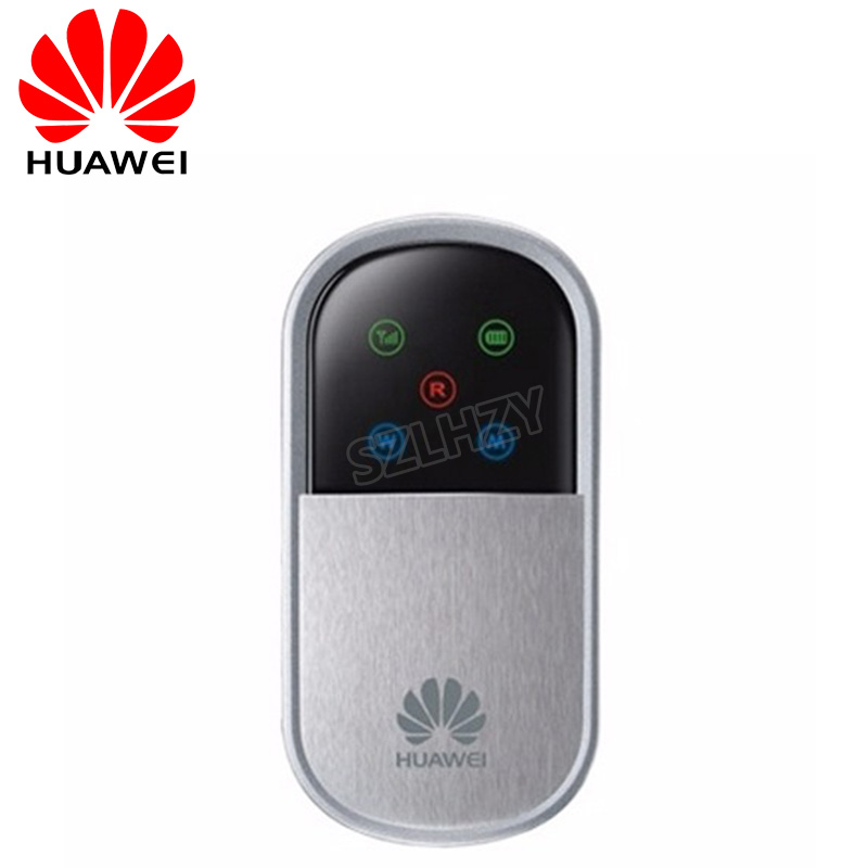 Unlocked HUAWEI E5830 3G Mobile WIFI Router MIFI Hotspot Pocket 3G HSDPA/UMTS 2100MHz With SIM Card Slot 1500mah Battery