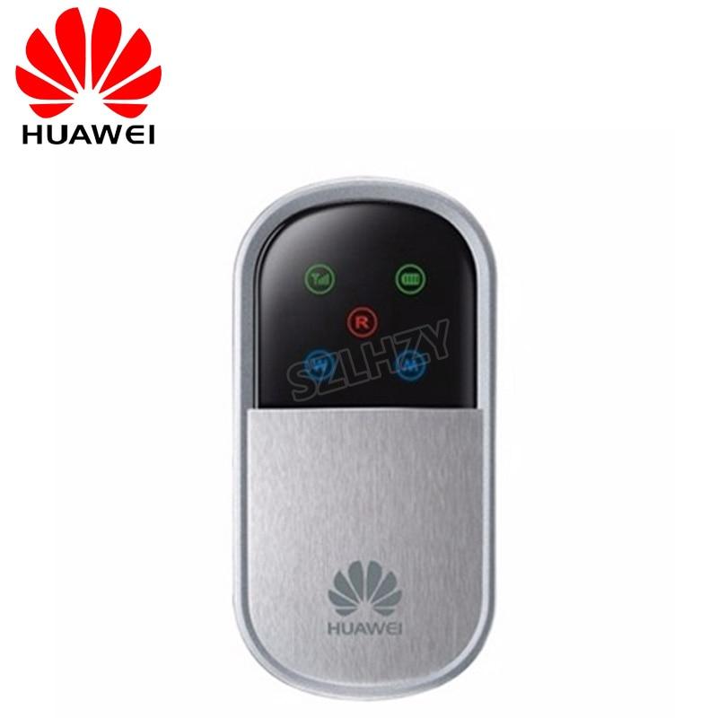 Unlocked HUAWEI E5830 3G Mobile WIFI Router MIFI Hotspot Pocket 3G HSDPA/UMTS 2100MHz With SIM Card Slot 1500mah Battery