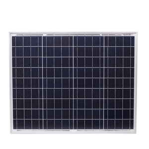Image 2 - Dokio 50W Polycrystalline Silicon Solar Panel China 18V 530x660x25MM Size Panel Solar Paneles solares China #DSP 50P