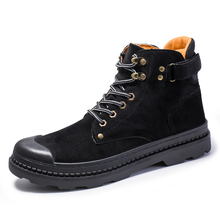 Fashion England retro Waterproof Rain Boots Waterproof Flat Shoes Men Black Rainboots Gray Rubber Ankle Boots Buckle Botas *L2 цены онлайн