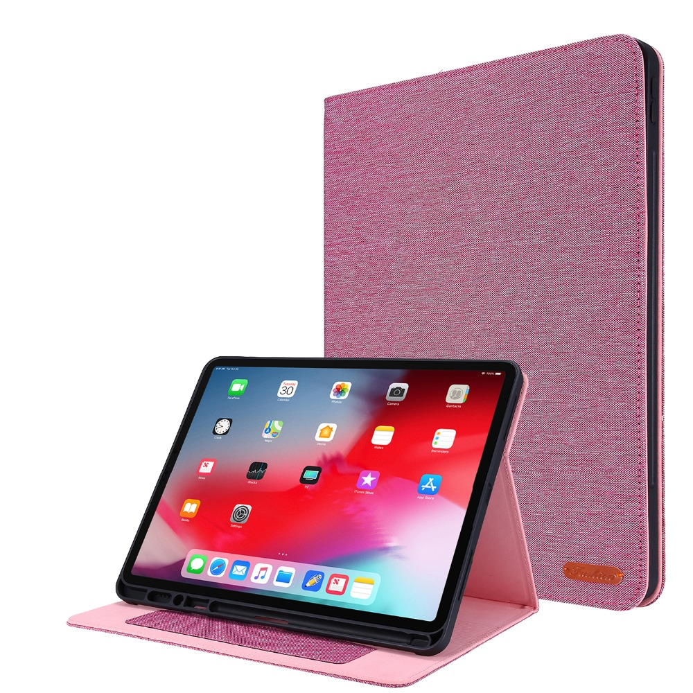 Pro 4th iPad Tablet Coque With Case 2020 For Pencil 12.9 inch For Pro iPad Holder Gen